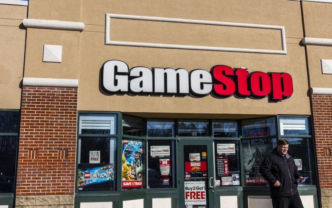 GameStop's role in future investment strategies